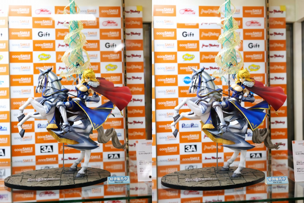 グッスマ FGO ランサー/アルトリア フィギュア